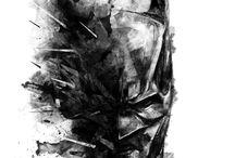 batman face