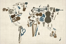 World of Music  / by ROOTSOUND