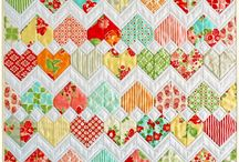 Quilting - Heart Quilts / Quilts with hearts
