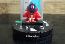 Spiderman Heroclix