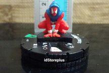Spiderman Heroclix