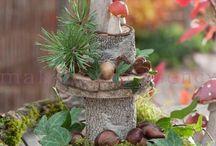 Herbstfloristik