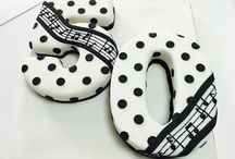 Number Fifty Cake Designs