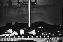 madonna cross crucifix