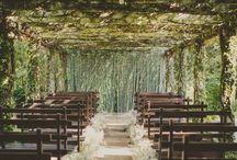 Ideas I like for a wedding