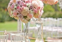Wedding theme -Pink Gold / by Alison Tham