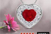 Valentine's Day! / The day of love has so many things to feel happy about. Let's have a look at them. / by Angara.com Jewelry