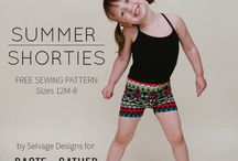 Free Sewing Patterns Children's Clothing / Free patterns for children's clothes