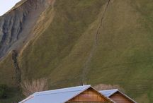 Mountain Plains Houses
