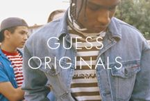 GUESS / Originals / by GUESS