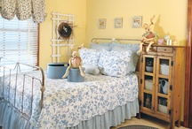 Beautiful Bedrooms / by Country Sampler Magazine