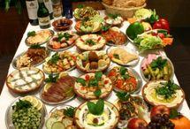 Arabic Meza / Arabic Meza Recipes