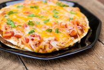 taco pizza maxican