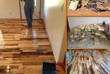 DIY pallets projects / by Shanna Manor