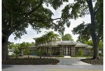 The SEBC's 2014 New Southern Home / Frank Lloyd Wright's Iconic Prairie Home Interpreted in 2014 New Southern Home
