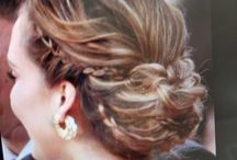 Hair / Hårfrisyrer til bryllup samt flotte fletter