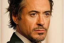 Robert Downey Jr / by Héctor Espitia