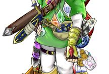 The Legend of Link / by Link Son