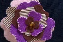 Lily Blossom / Some crafty things I have made - all my own work. I hand sew everything (don't have a machine).