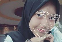 Hijab Girl (Me)