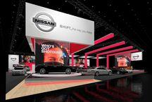 Automotive Exhibit Designs