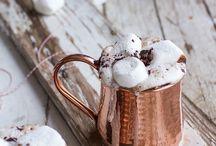 Taza chocolatera