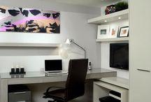 Estudios/ áreas de trabajo en casa
