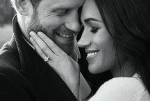 Royal engagement Prince Harry & Meghan