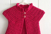 Crochet - Childrens clothes
