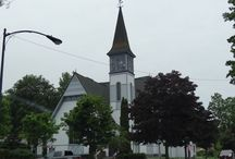 Churches & Steeples