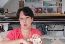 Quilter's Stash Box Video Reviews / Margaret Leuwen revealed Quilter's Stash Boxes monthly throughout 2016.