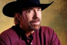 chuck Norris is the man
