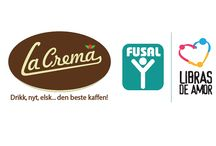 La Crema Kaffe's Second Donation to Fusal!