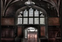 Abandoned Places / There's beauty behind the abandoned...