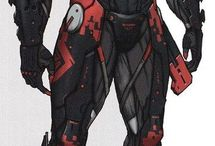 Futuristic Armor