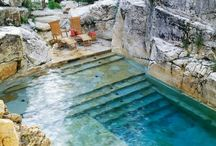 Pools of Distinction / Places to float away swimming swim bathe hot tub jacuzzi