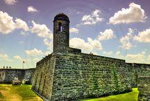 Travel - Florida - St. Augustine