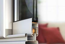 Sistemi scorrevoli in alluminio Basic / Tipologie di sistemi per scorrevoli per tutte le esigenze, porte scorrevoli o scorrevoli a sollevamento, con isolamento termico, soluzioni a basso costo