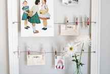 Creative Greeting Card Display Sweeps / by Craftbaby