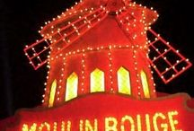 moulin rouge fotovegg