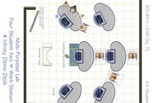 Education-Science Labs / Ideas for science classroom layouts