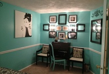 Kylianna's room / by Josee