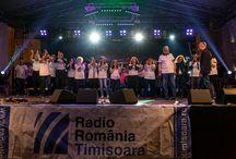 Atmosfera incendiara la aniversarea Radio Timisoara / Foto: Radio Timisoara