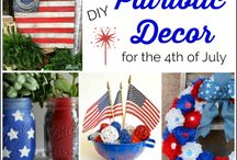 Fourth of July / Fourth of July Holiday Ideas