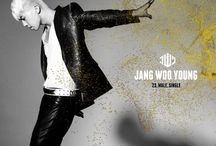 [MUSICS] JANG WOOYOUNG 장우영 ✾ 23, MALE, SINGLE ✾ SEXY LADY. / by iHeart ♥ KPOP
