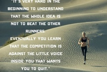 Running Motivation / by Monica Andrews