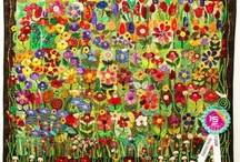 Flowers, Flowers, Flowers! / by Martingale/That Patchwork Place