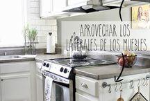 Bajomesada cocina
