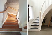 Trapper | Stairs / Er du på udkig efter en ny trappe, eller har du et hus med en ældre trappe, der ikke længere ser helt så flot ud, som den måske engang gjorde? Så fortvivl ej. Her finder du nemlig gode tips og tricks til at vælge den perfekte trappe, og hvordan du let kan pifte den gamle trappe op ved hjælp af en række meget simple midler.