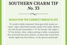 Charm tips / by Christine Bridges